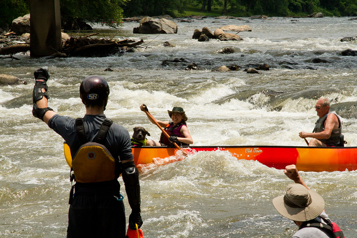French Broad Ranks 11th in Outside's Best Trips of 2016