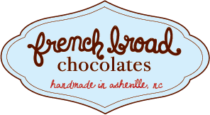 french broad chocolates logo