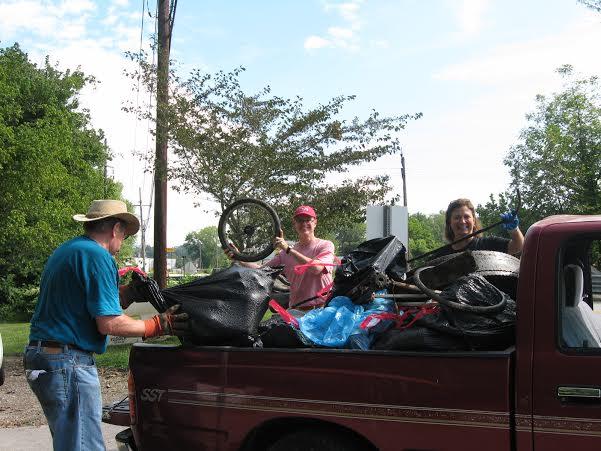 9/10: Henderson County Big Sweep