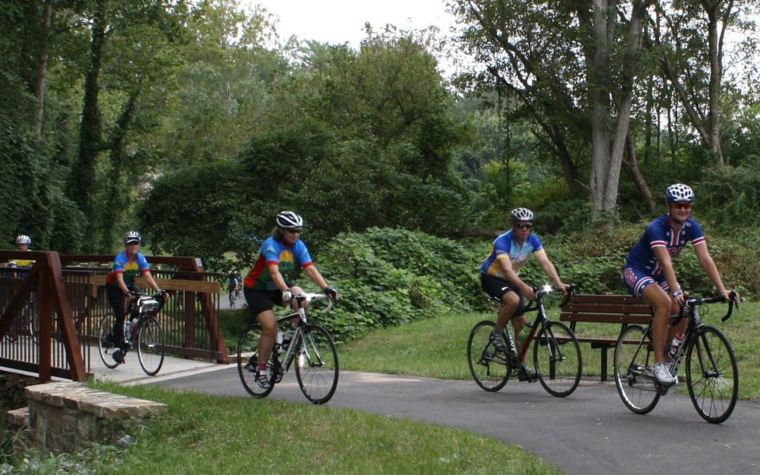 Thursday, July 13: Hendersonville Green Drinks: Bicycle and Pedestrian Issues