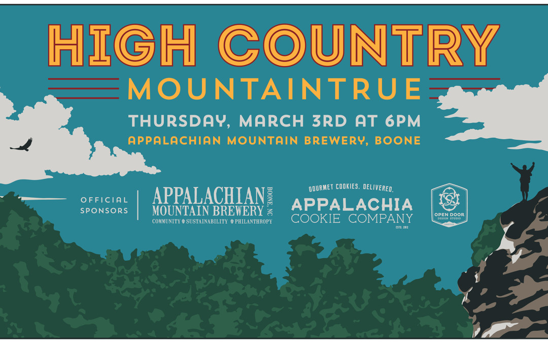 MOUNTAINTRUE COMES TO HIGH COUNTRY WITH KICKOFF EVENT IN BOONE