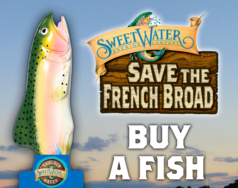 Save the French Broad, One Fish at a Time
