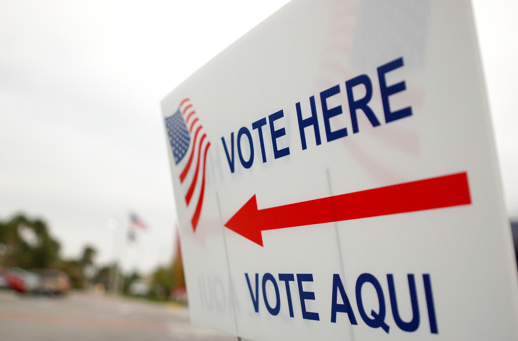 Election Day is November 8; Find Your Polling Place