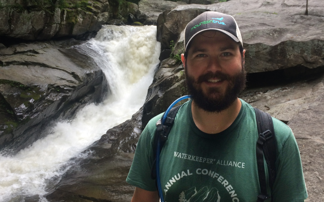 MountainTrue Announces Green Riverkeeper at 11th Annual Spring Green Bash