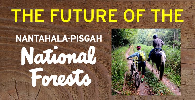 Series of Expert Panels to Discuss Future of Nantahala & Pisgah National Forests in Sylva, Boone, Brevard and Andrews this March