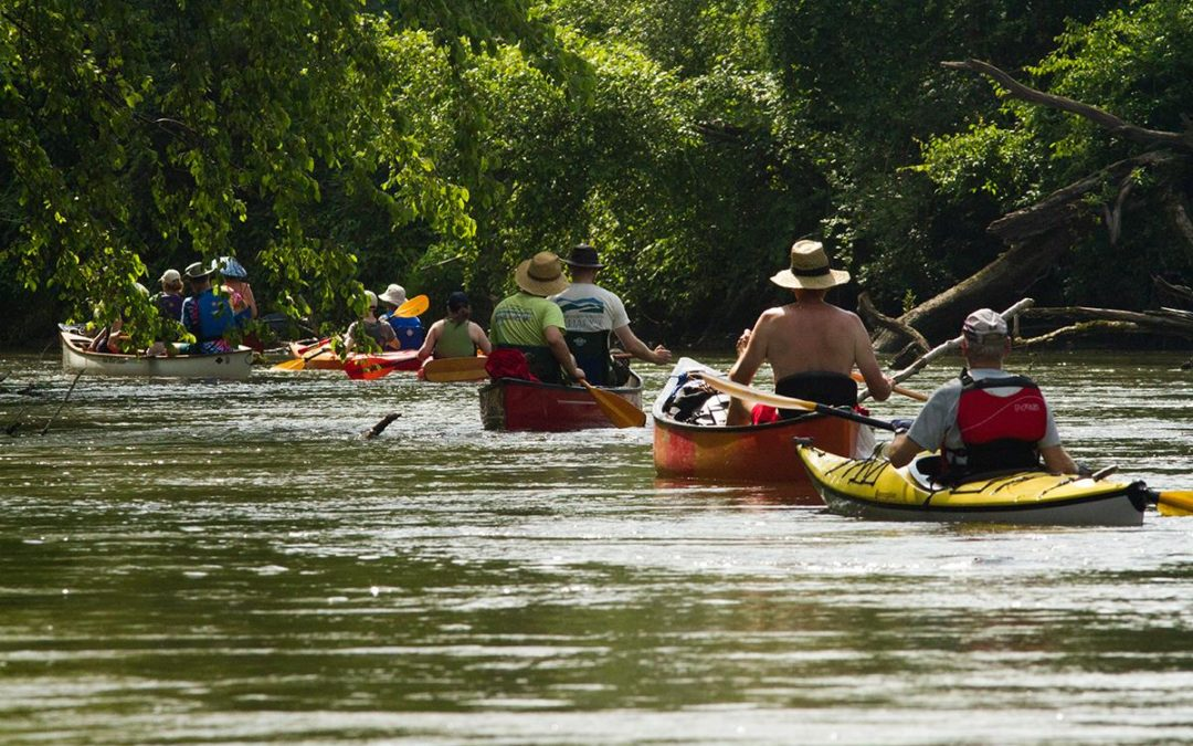 Ask The General Assembly To Support WNC Rivers in the Budget
