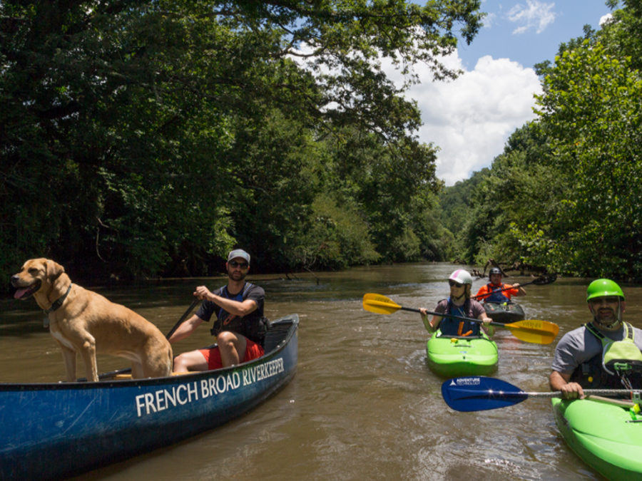 French Broad Riverkeeper Releases New Report on River's Health