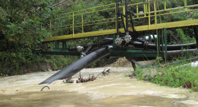 Stand Up For Clean Water at Mine Permit Hearing May 2!