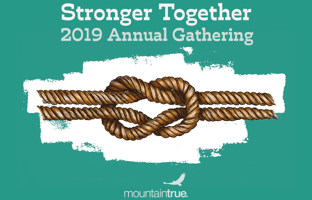 You're Invited to MountainTrue's Annual Gathering on October 23!