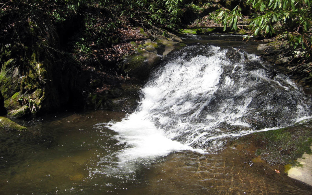 Laurel Creek Inholding now part of Nantahala National Forest