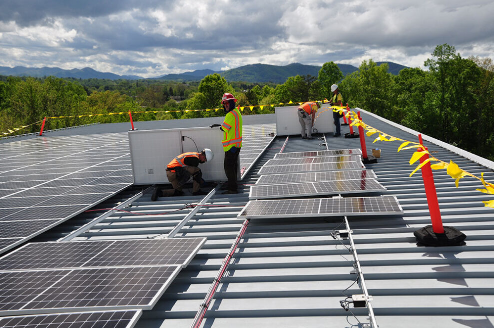 Call for Solar for Buncombe County
